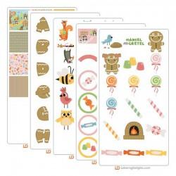 Hansel and Gretel - Graphic Bundle