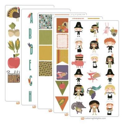 Hinterland - Harvest - Graphic Bundle