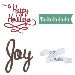 Merry and Bright - Sentiments - CS