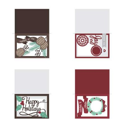 Merry and Bright - Cards - PR