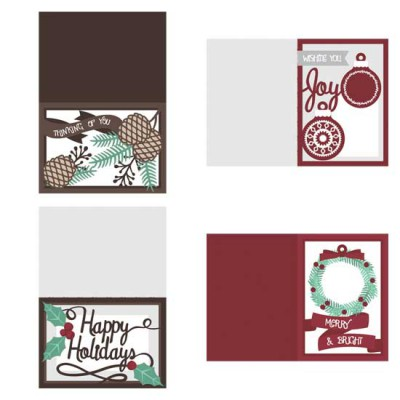 Merry and Bright - Cards - CP