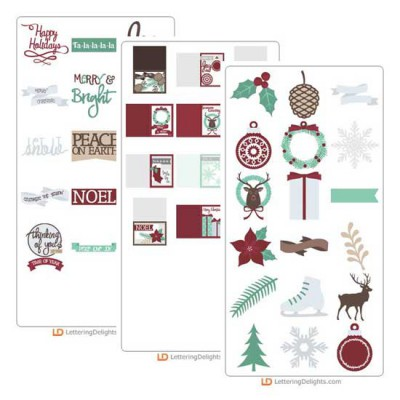 Merry and Bright - Cut Bundle