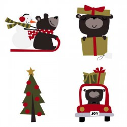 Beary Christmas - GS