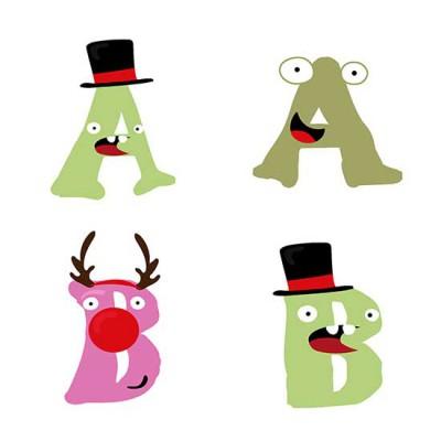 Monstrous Christmas - AL