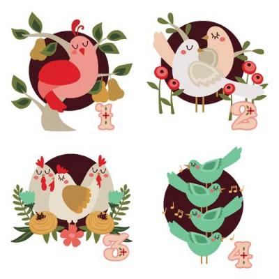 Christmas Twelve - GS
