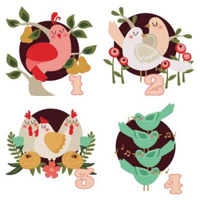 Christmas Twelve - CS