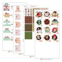 Christmas Twelve - Graphic Bundle