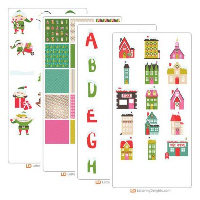 Santa's Village - Graphic Bundle