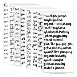 KB Premium Scripts - Font Bundle