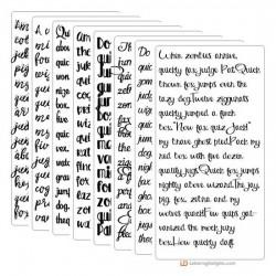 Scriptorius 3.0 - Font Bundle