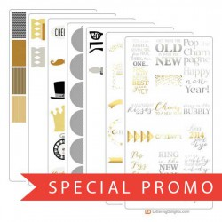 Kiss the Year Goodbye - Promotional Bundle