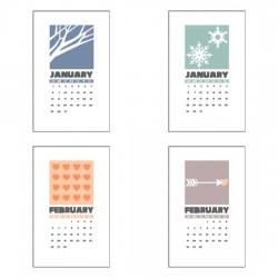 Modern Calendar - PR