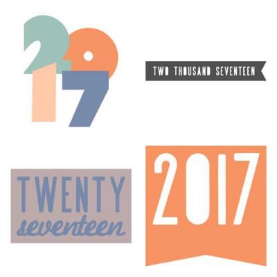 Modern Calendar - 2017 - GS