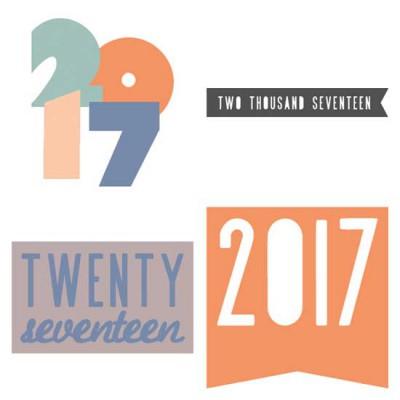Modern Calendar - 2017 - CS