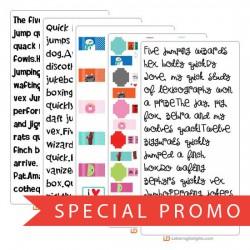 Must Have Matchbox Cards - Promotional Bundle