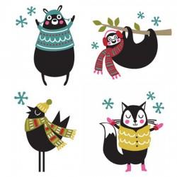 Schmoopsie Poo - Snow Day - CS
