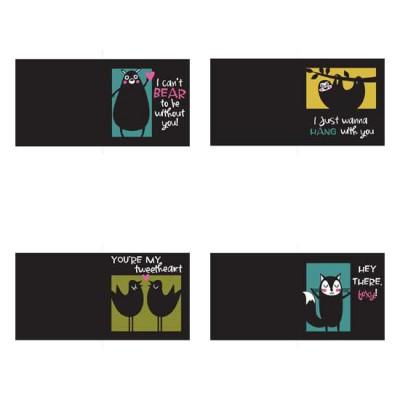 Schmoopsie Poo - Cards - PR
