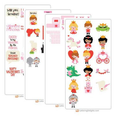 Tiny Princess - Love - Cut Bundle