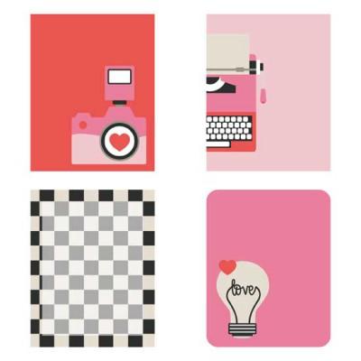 Love Happy - Planner Stickers - PR