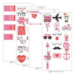 Love Happy - Cut Bundle