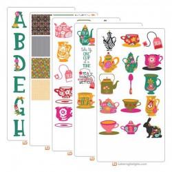 Spring Tea - Graphic Bundle
