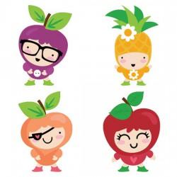 Tutti Frutti Cuties - CS
