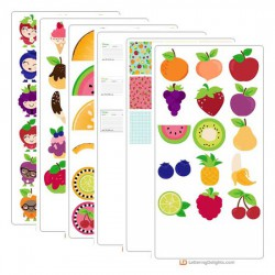 Tutti Frutti - Graphic Bundle