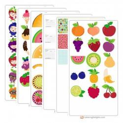Tutti Frutti - Graphic Bundle
