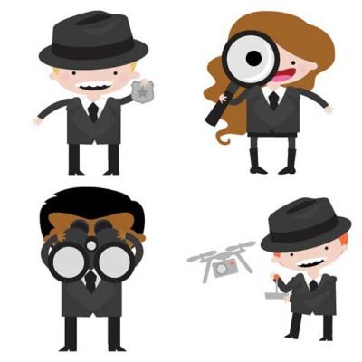 Secret Mission - Agents - CS