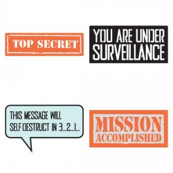 Secret Mission - Expressions - CS