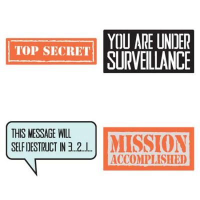 Secret Mission - Expressions - CS