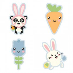 Kawaii Easter - GS