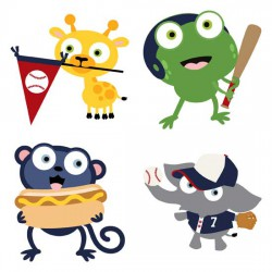 Home Run - Critters - GS