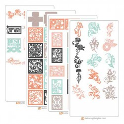 Floret Nouveau - Cut Bundle