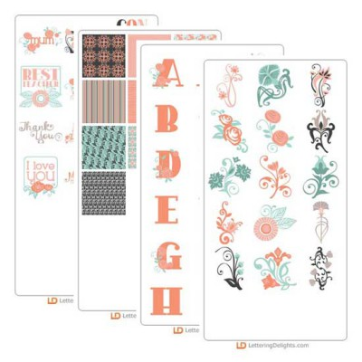 Floret Nouveau - Graphic Bundle