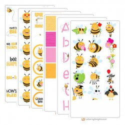 What's the Buzz - Graphic Bundle