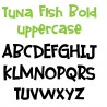 PN Tuna Fish Bold - FN -  - Sample 2