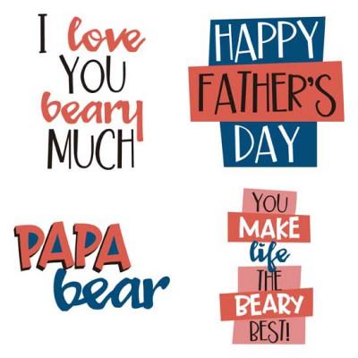 Papa Bear - Sentiments - GS