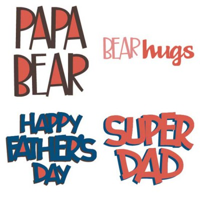 Papa Bear - Sentiments - CS