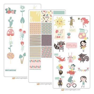 Hinterland - Summer - Graphic Bundle