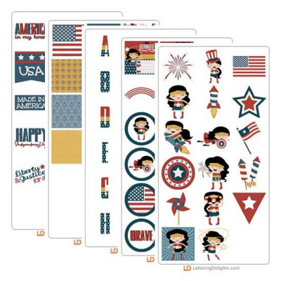 American Woman - Graphic Bundle