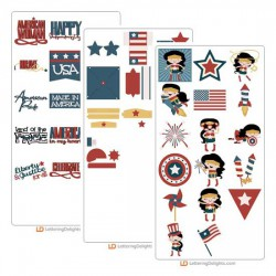 American Woman - Cut Bundle