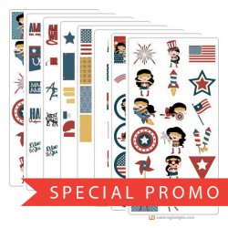 American Woman - Promotional Bundle