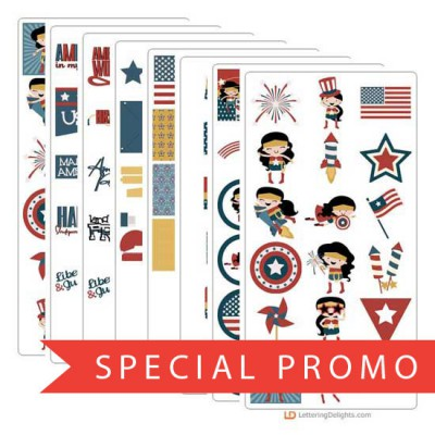 American Woman - Promotional Bundle
