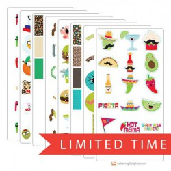 Foodie Fan - Massive Graphic Bundle