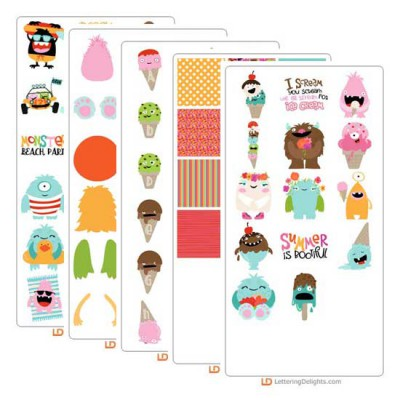 I Scream - Graphic Bundle