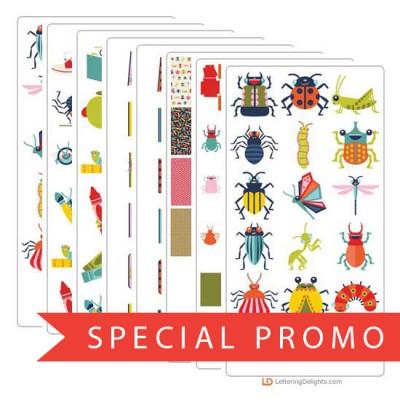 Jitterbugs - Promotional Bundle