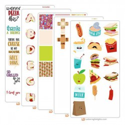 Lunch Box - Graphic Bundle