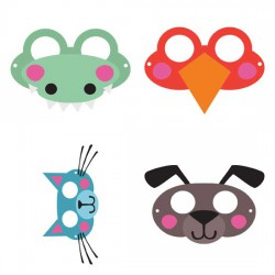 Zoological - Masks - PR