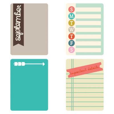 September - Life Cards - CS